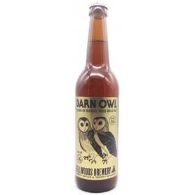 Bellwoods Barn Owl -16
