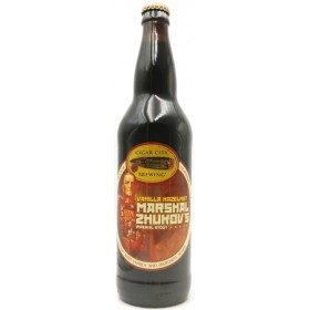 Cigar City Marshal Zhukov Vanilla Hazelnut