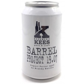 Kees Barrel Project 19.07