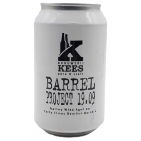 Kees Barrel Project 19.09