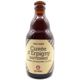 Alvinne Cuvée Erpigny Sauternes BA