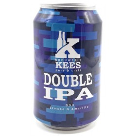 Kees Double IPA - Simcoe - Amarillo