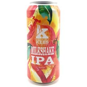 Kees Milkshake IPA Mango