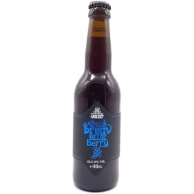 Verzet Oud Bruin Blueberry 2019
