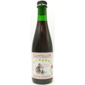 Cantillon Rose de Gambrinus 2019