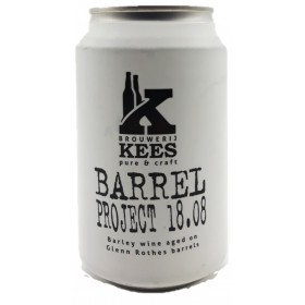 Kees Barrel Project 18.08