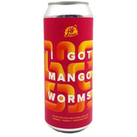 AF Brew I Got Mango Worms