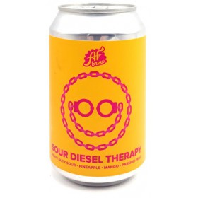 AF Brew Sour Diesel Therapy