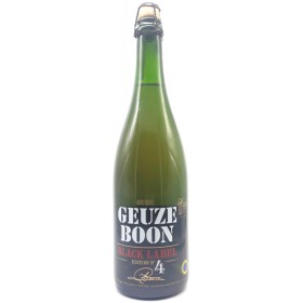 Boon Oude Geuze Black Label B4