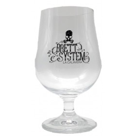 La Calavera Glass