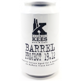 Kees Barrel Project 19.12