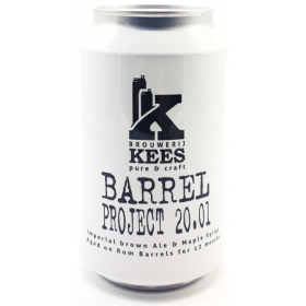 Kees Barrel Project 20.01
