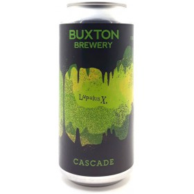 Buxton Lupulus X - Cascade IPA