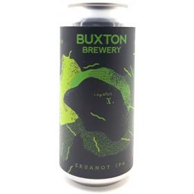 Buxton Lupulus X - Eukanot IPA