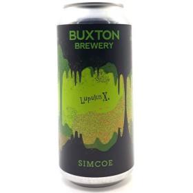 Buxton Lupulus X - Simcoe IPA