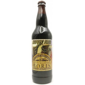 Hoppin' Frog  Rocky Mountain BORIS