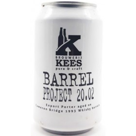 Kees Barrel Project 20.02