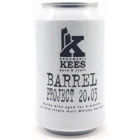 Kees Barrel Project 20.03