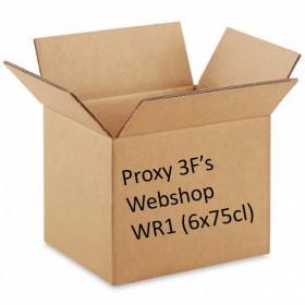 Packaging 3F Webshop WR1: Six Times a Unique Geuze (6x75cl)