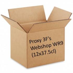 Packaging 3F Webshop WR9: 4x 3 Geuzes (12x37.5cl)
