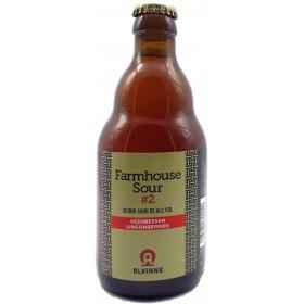 Alvinne Farmhouse Sour -2 - Veenbessen (Lingonberries)