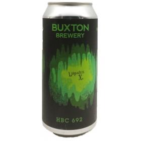 Buxton Lupulus X - HBC 692