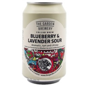 The Garden / Amundsen Blueberry - Lavender Sour