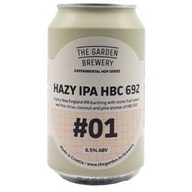The Garden Hazy IPA HBC 692 -1