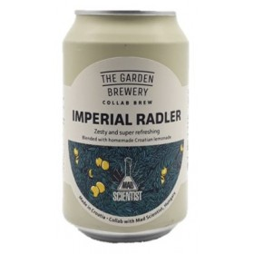 The Garden / Mad Scientist Imperial Radler