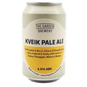 The Garden Kveik Pale Ale