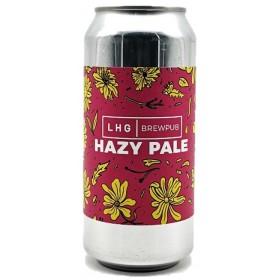 Left Handed Giant Brewpub Hazy Pale