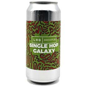 Left Handed Giant Brewpub Single Hop Galaxy
