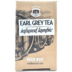 Oud Beersel Earl Grey Tea Infused Lambic Beer Box