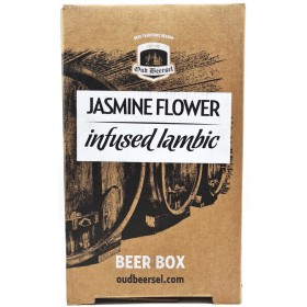Oud Beersel Jasmine Flower Infused Lambic Beer Box