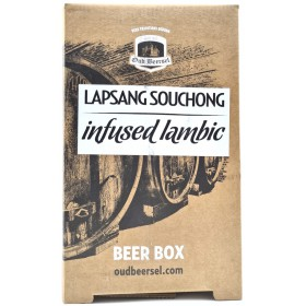 Oud Beersel Lapsang Souchong Infused Lambic Beer Box