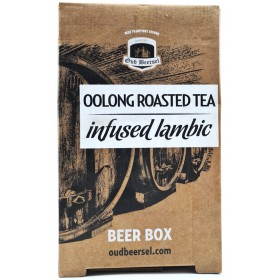 Oud Beersel Oolong Roasted Tea Infused Lambic Beer Box