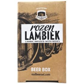 Oud Beersel Rozenlambiek Beer Box
