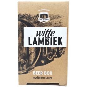 Oud Beersel Witte Lambic Beer Box