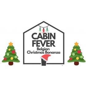 Brussels Beer City - 4x33cl Tasting Pack Cabin Fever Belgian Christmas Bonanza !