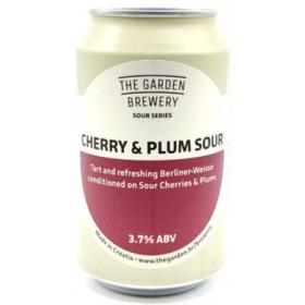 The Garden Cherry - Plum Sour
