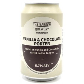The Garden Vanilla - Chocolate Porter