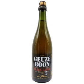 Boon Oude Geuze Black Label B5