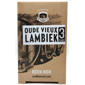 Oud Beersel Oude Lambic 3 Years Beer Box