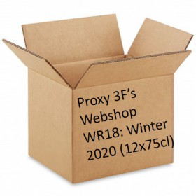 Packaging 3F Webshop WR18: Winter Pack 2020 (12x75cl)