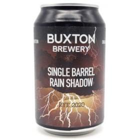 Buxton Single Barrel Rain Shadow Rye 2020