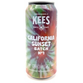 Kees California Sunset Batch nr°1