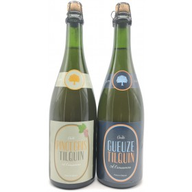 Pack Tilquin Oude Pinot Gris 2019-2020 + Oude Gueuze 2020-2021