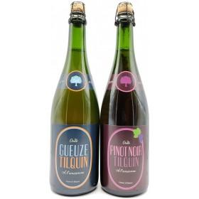 Pack Tilquin Oude Pinot Noir 2019-2020 + Oude Gueuze 2020-2021
