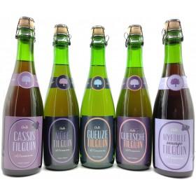 Tilquin Vintage Fruit Pack (Cassis, Myrtille, Quetsche, Mure, Gueuze)