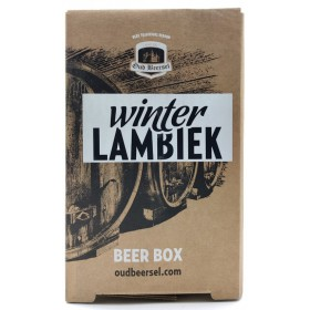 Oud Beersel Winter Lambiek Beer Box